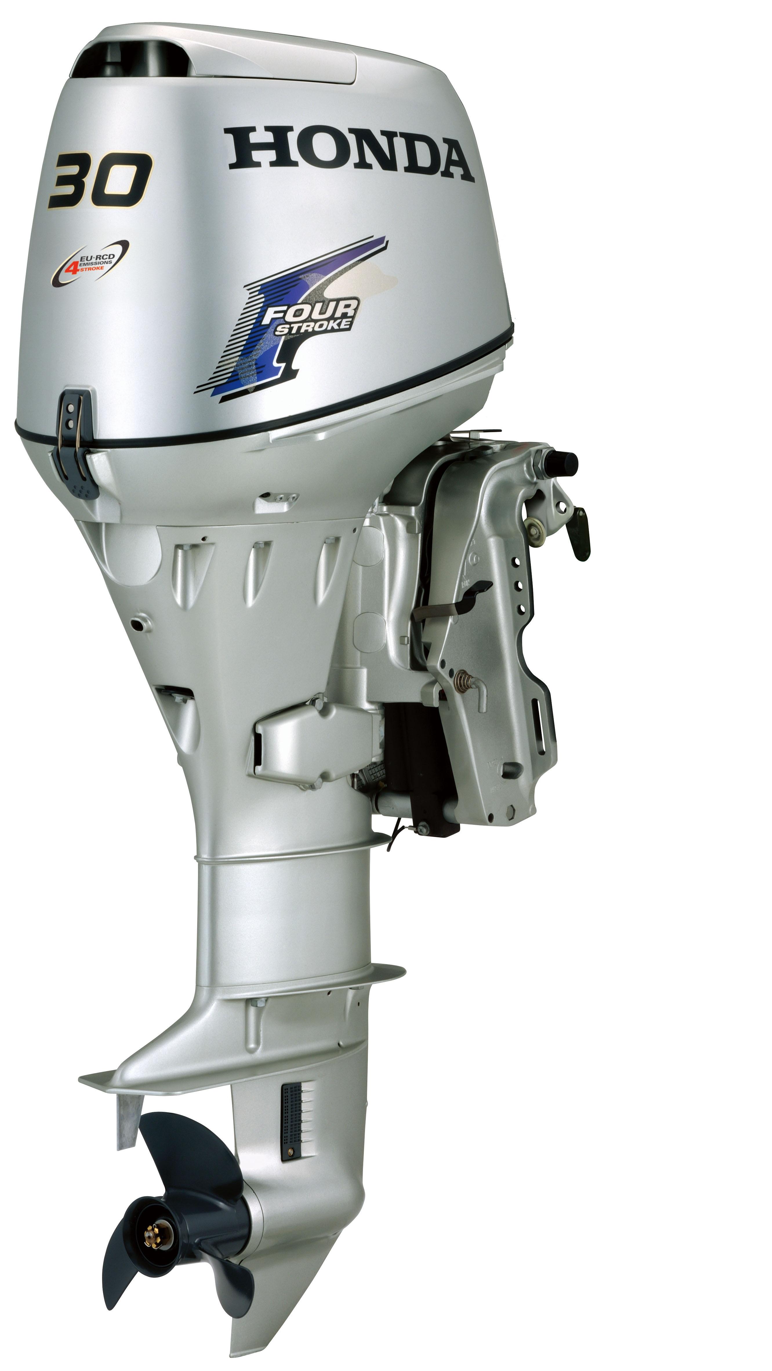подвесной двигатель для лодки honda